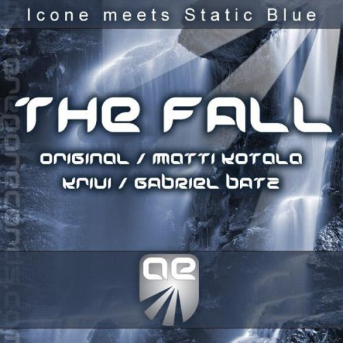 Icone meets Static Blue - The Fall (2007) [FLAC]