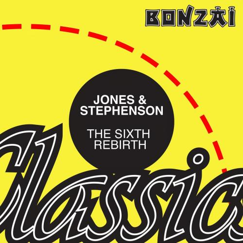 Jones & Stephenson - The Sixth Rebirth (2019) [FLAC]