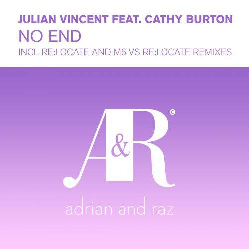 Julian Vincent feat Cathy Burton - No End (2014) [FLAC]