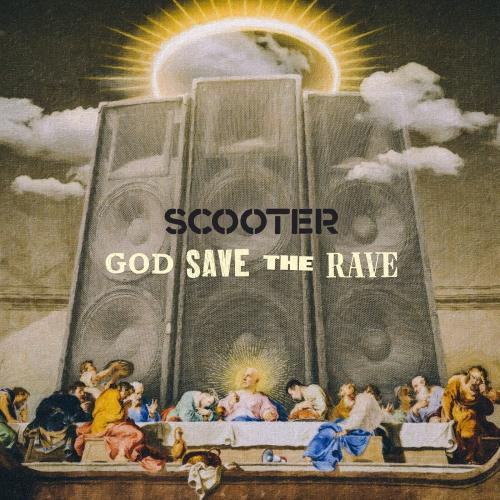 Scooter - God Save The Rave (2021) [FLAC]