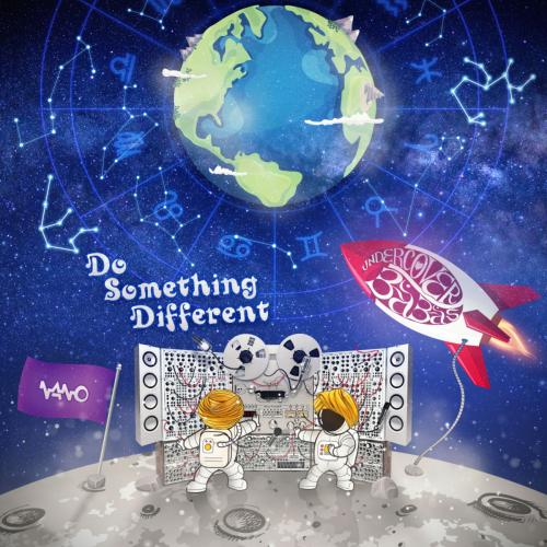The Undercover Babas Braincell (CH) & Mandala (UK) - Do Something Different EP (2020) [FLAC]