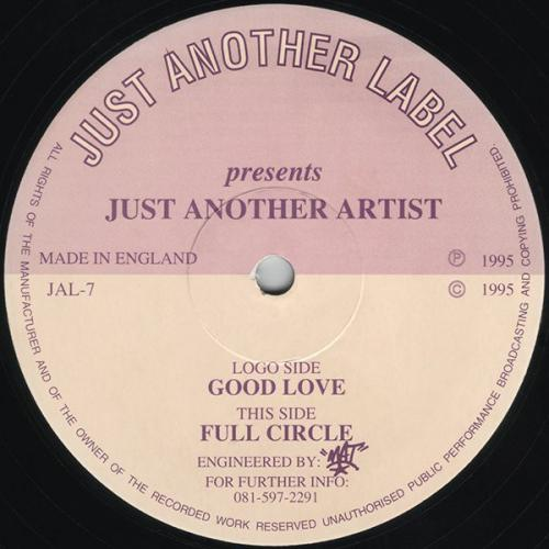 Just Another Artist - Good Love  Full Circle (1995) [FLAC]