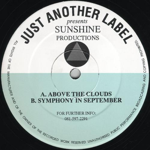 Sunshine Productions - Above The Clouds  Symphony In September (1993) [FLAC]
