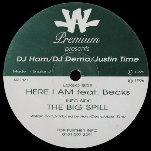 VA - Here I Am  The Big Spill (1996) [FLAC]
