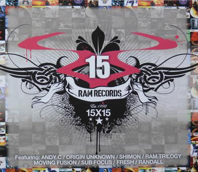 VA - Ram Records 15X15 (2007) [FLAC]