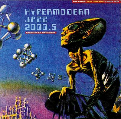Alec Empire - Hypermodern Jazz 2000.5 (1996) [FLAC]