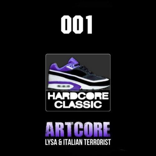 Dj Lysa & Italian Terrorist - Artcore (2021) [FLAC]