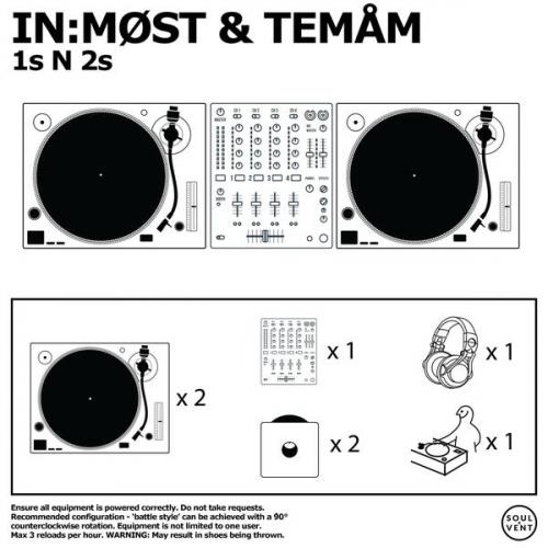 In:most & Temam - 1s N 2s (2020) [FLAC]