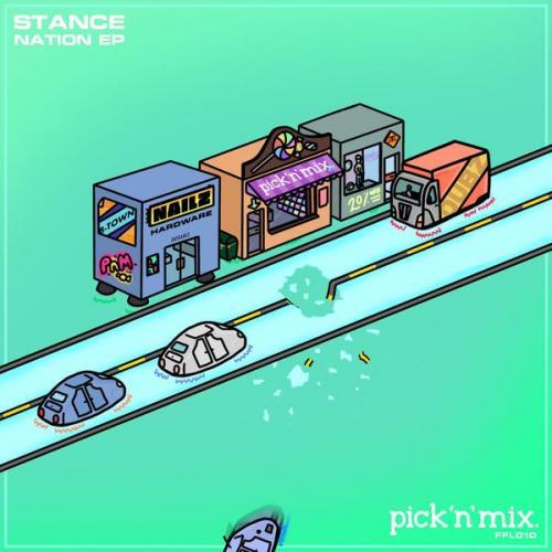 Stance DND & Madrush MC - Nation EP (2021) [FLAC]