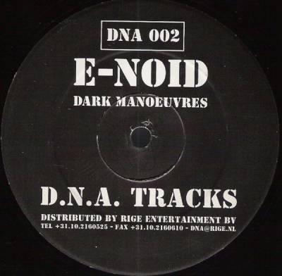 E-Noid - Dark Manoeuvres (2000) [FLAC]