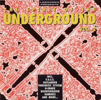 VA - The Spirit Of The Underground Vol. 2 (1993) [FLAC]