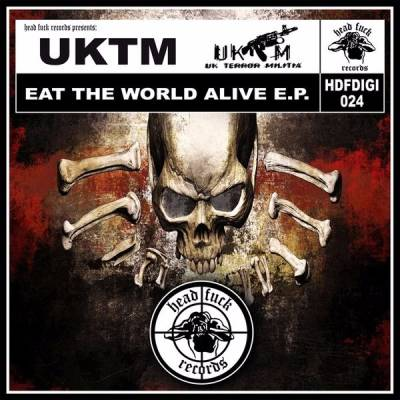 UKTM - Eat The World Alive (2014) [FLAC]