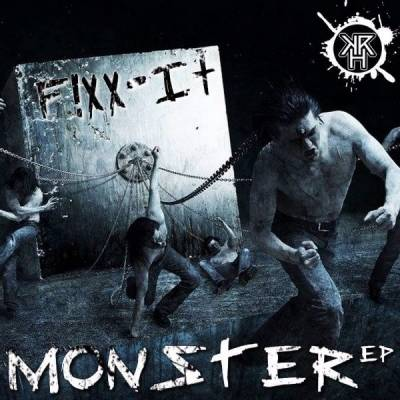 F!xx-It - Monster EP (2015) [FLAC]
