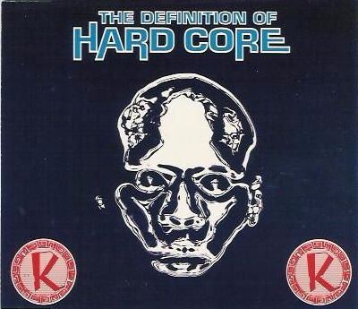 VA - The Definition Of Hardcore (1993) [FLAC]