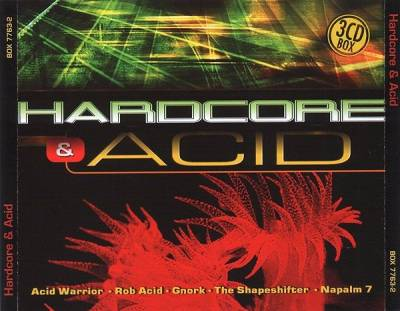 VA - Hardcore & Acid (2003) [FLAC]