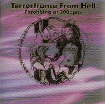 VA - Terrortrance From Hell - Throbbing At 200bpm (1995