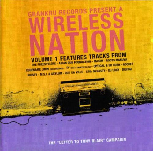 VA - A Wireless Nation (2001) [FLAC]