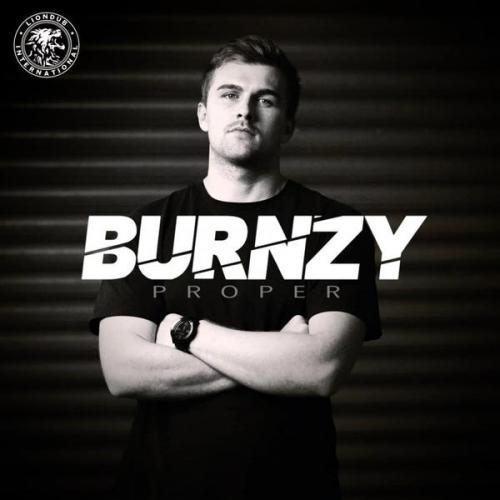 Burnzy - Proper (2021) [FLAC]