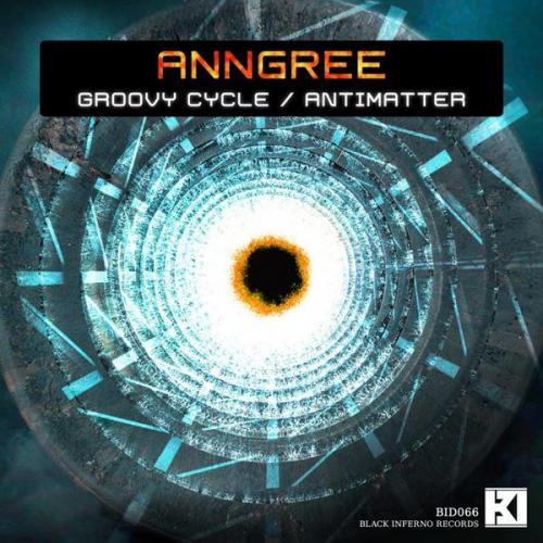 Anngree - Groovy Cycle / Antimatter (2021) [FLAC]
