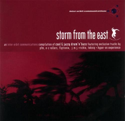 VA - Storm From The East (1996) [FLAC]
