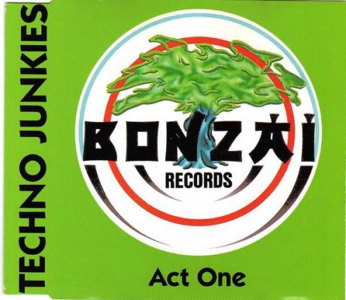 Techno Junkies - Act One (1994) [FLAC]