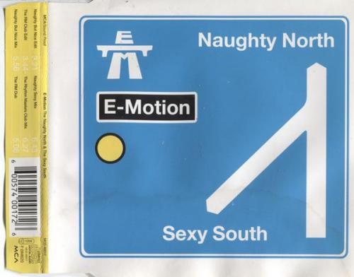 E-Motion - The Naughty North & The Sexy South (1996) [FLAC]