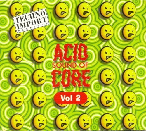 VA - Sound Of Acid Core Vol 2 (1997) [FLAC]