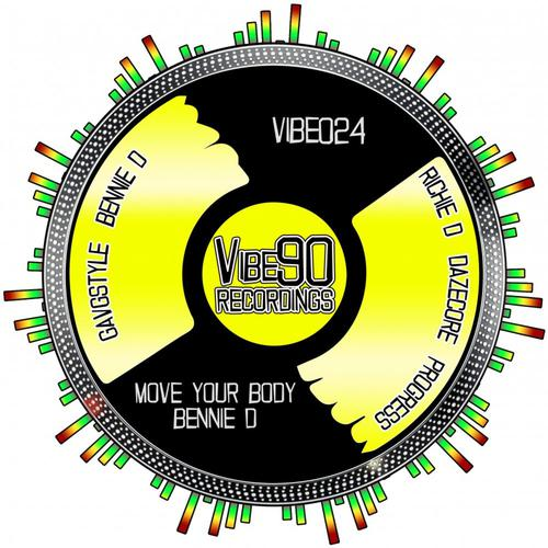 Bennie D - Move Your Body (2020) [FLAC]