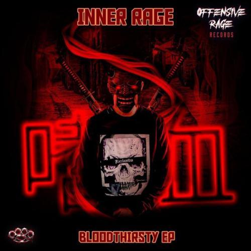 Inner Rage - Bloodthirsty (2021) [FLAC]