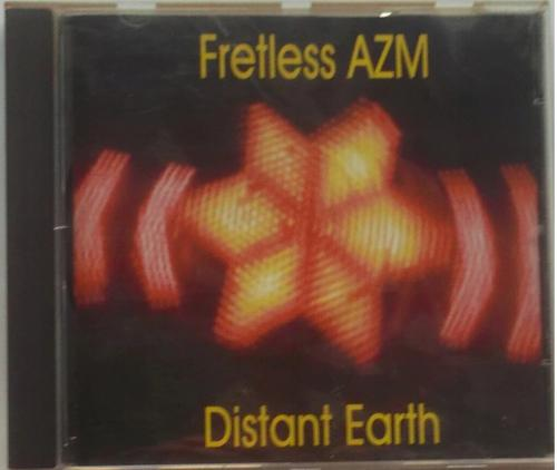 Fretless Azm - Distant Earth (1997) [FLAC]