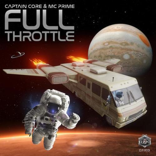 Captain Core & MC Prime - Full Throttle (2021) [FLAC]