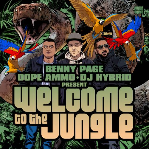 VA - Welcome To The Jungle (2020) [FLAC]