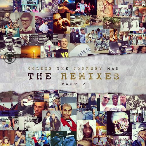 Goldie - The Journey Man Remixes Part 2 (2020) [FLAC]