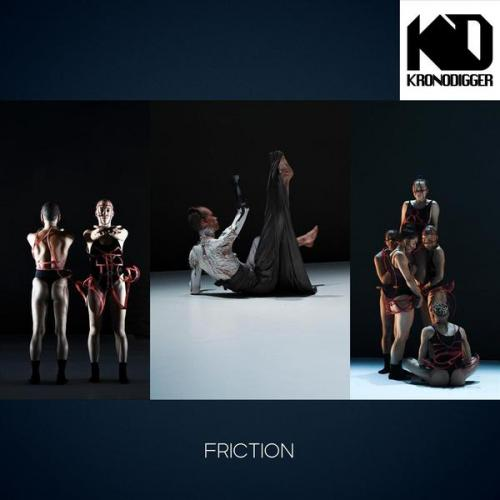 Kronodigger - Friction (2020) [FLAC]