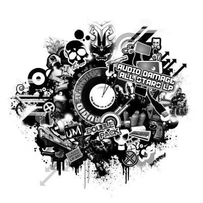 VA - The Audio Damage All Stars LP (2010) [FLAC]