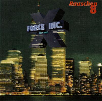 VA - Rauschen 8 (1994) [FLAC]