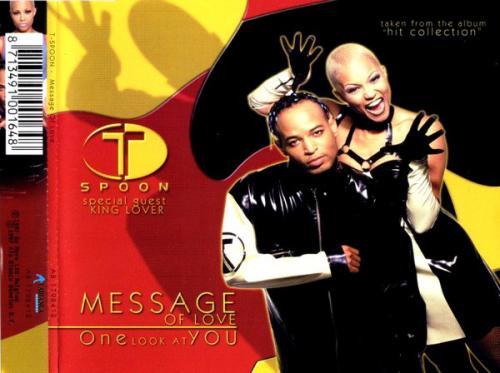 T - Spoon (1997) [FLAC]