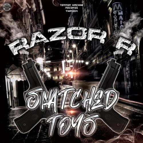 Razor R - Snatched Toys (2021) [FLAC]