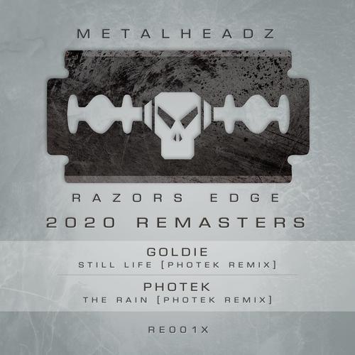 Goldie & Photek - Still Life The Rain (2020 Remasters) (Photek Remixes) (2020) [FLAC]