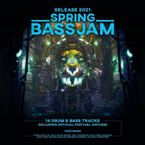 VA - Spring BassJam Release 2021 (2021) [FLAC] download