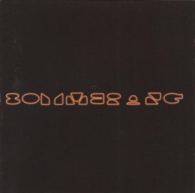 Boymerang - Balance Of The Force (1997) [FLAC]