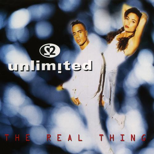 2 Unlimited - The Real Thing (UK-CDM)