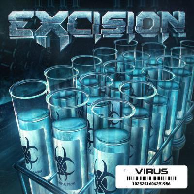 Excision - Virus (2016) [FLAC]