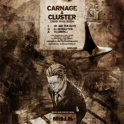 Carnage & Cluster - Check Your Totem (2011) [FLAC]