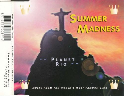 Summer Madness - Planet Rio (1999) [FLAC] download