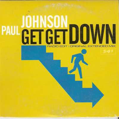 Paul Johnson - Get Get Down (1999) [FLAC] download