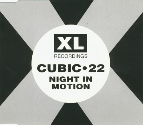 Cubic 22 - Night In Motion (1991) [FLAC] download