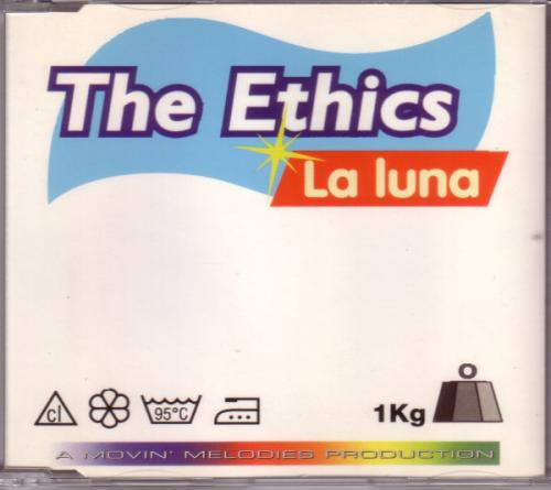 The Ethics - La Luna (1994) [FLAC] download