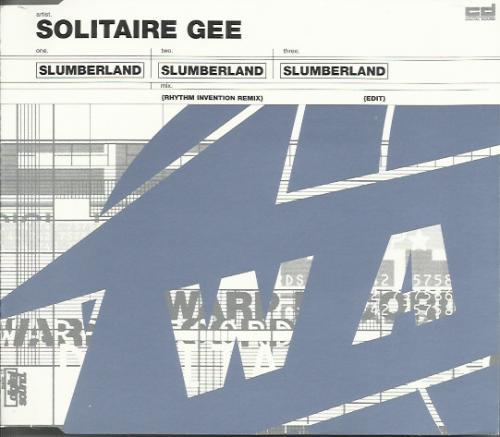 Solitaire Gee - Slumberland (1993) [FLAC] download