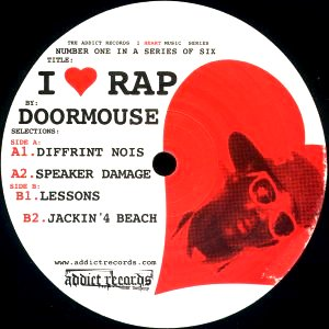 Doormouse - I Love Rap (2004) [FLAC]